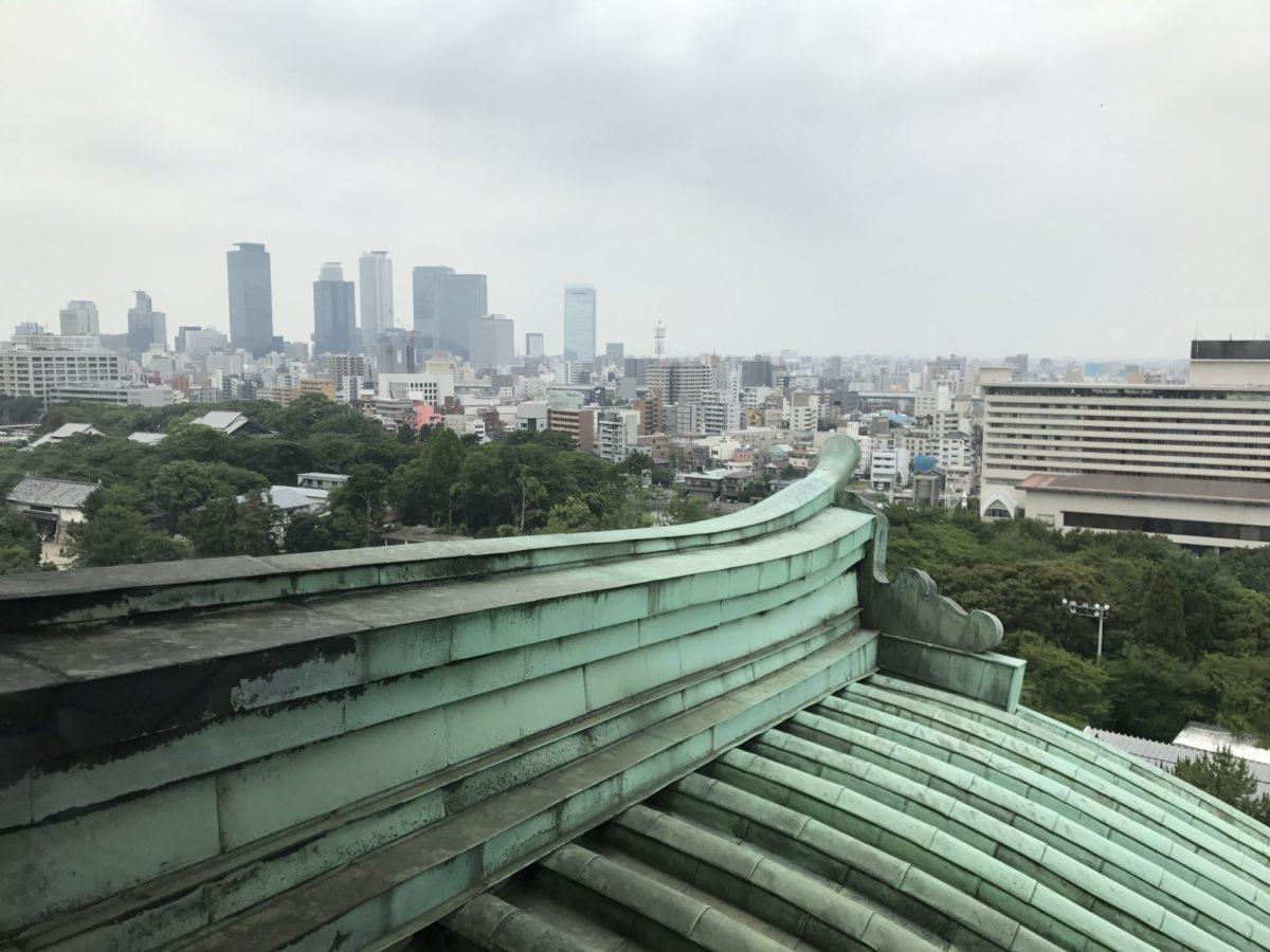 名古屋駅周辺の高層ビル