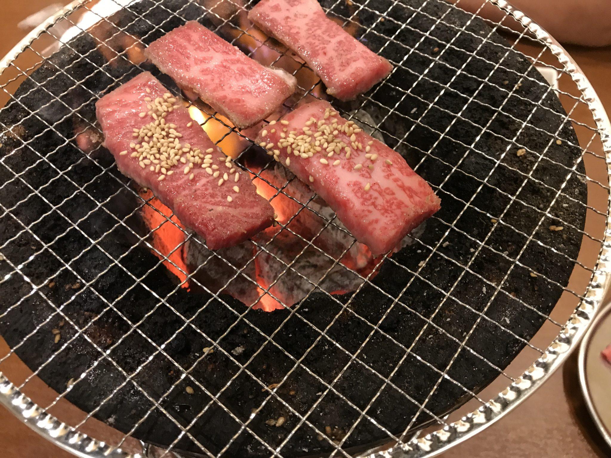焼肉おふくの特選ロース