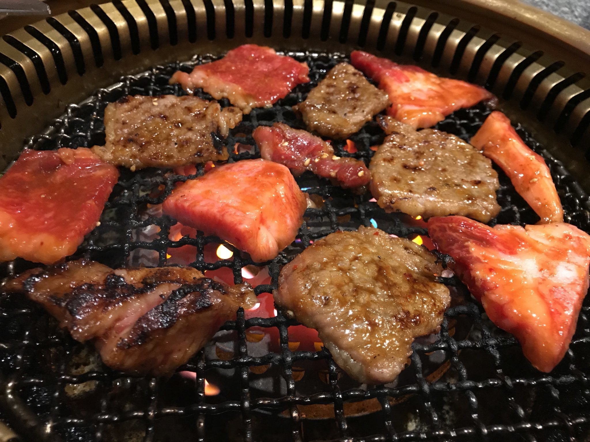 メガ盛カルビ焼き
