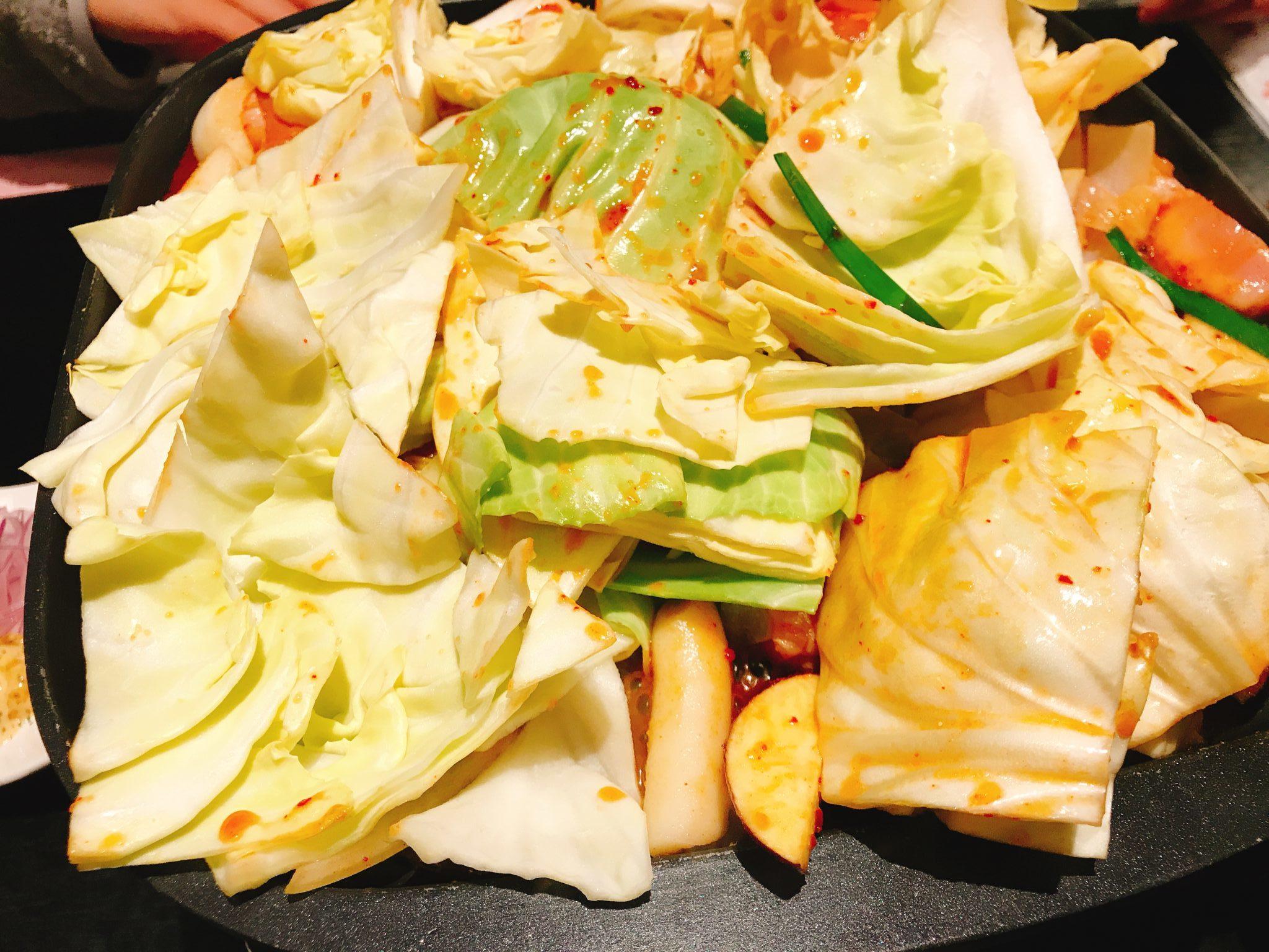 チーズ・タッカルビ2