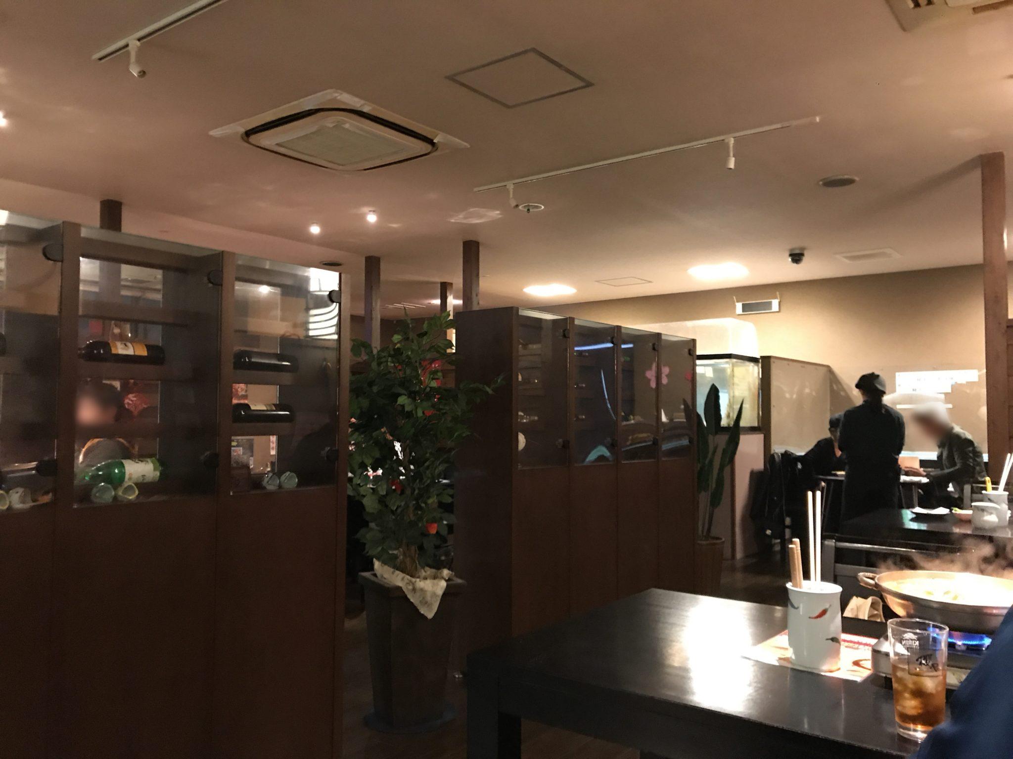 櫻や店内2