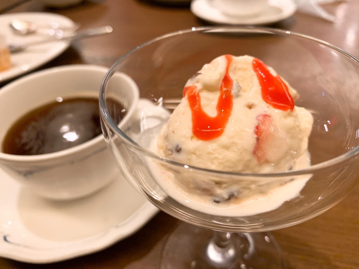 オリビエチョップドアイスクリーム