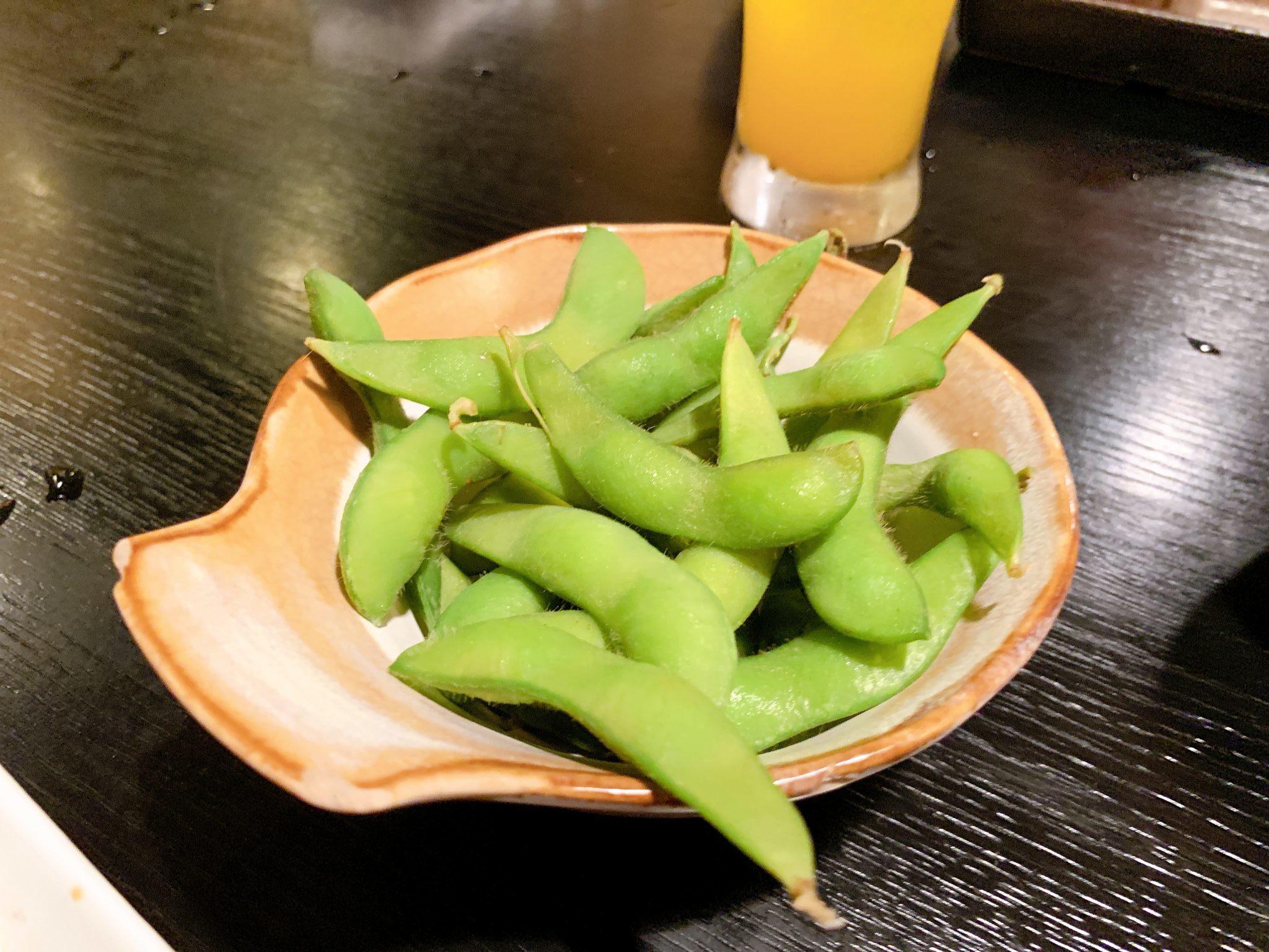 ゆう玄枝豆