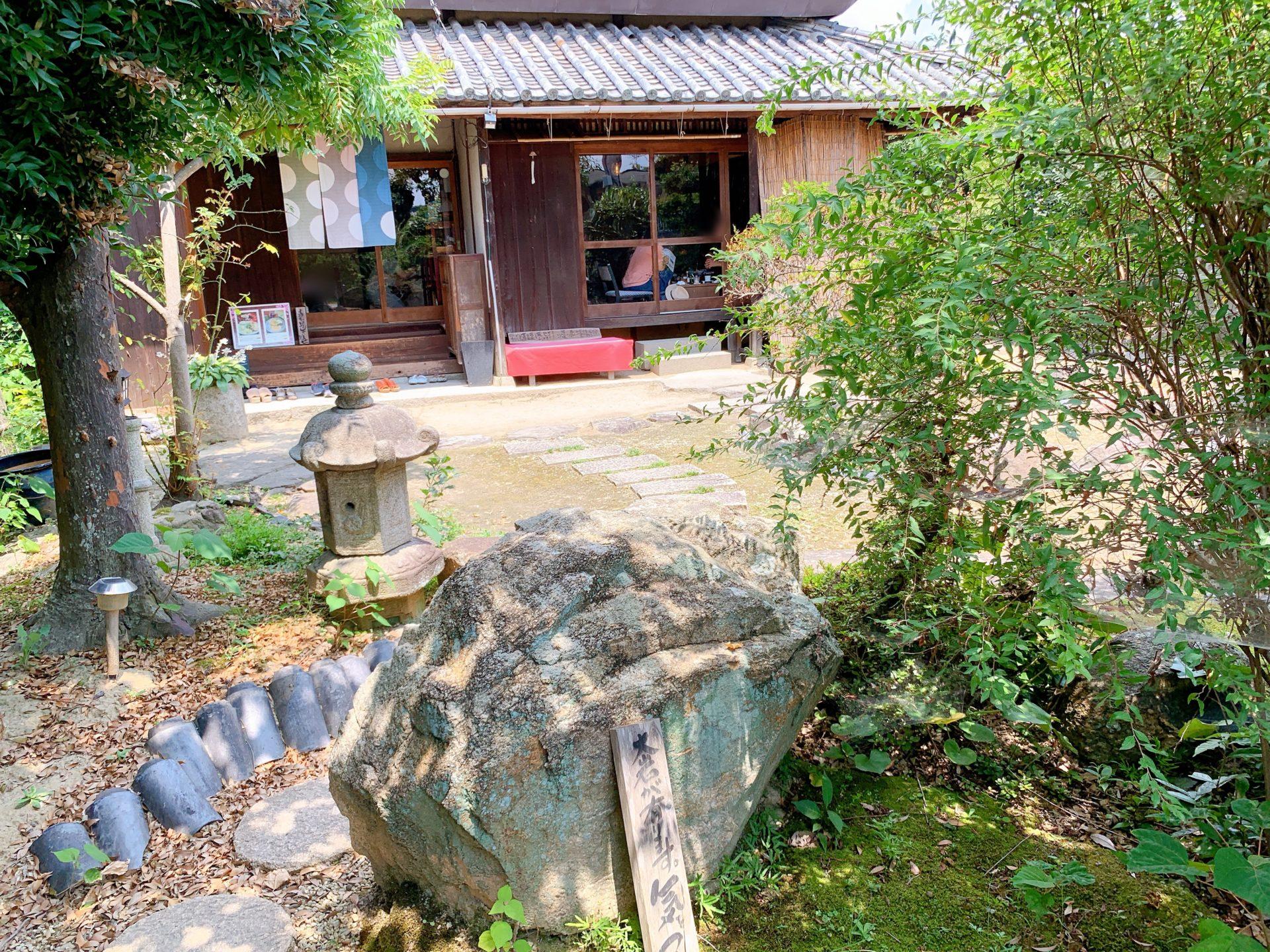 桜花の庭1