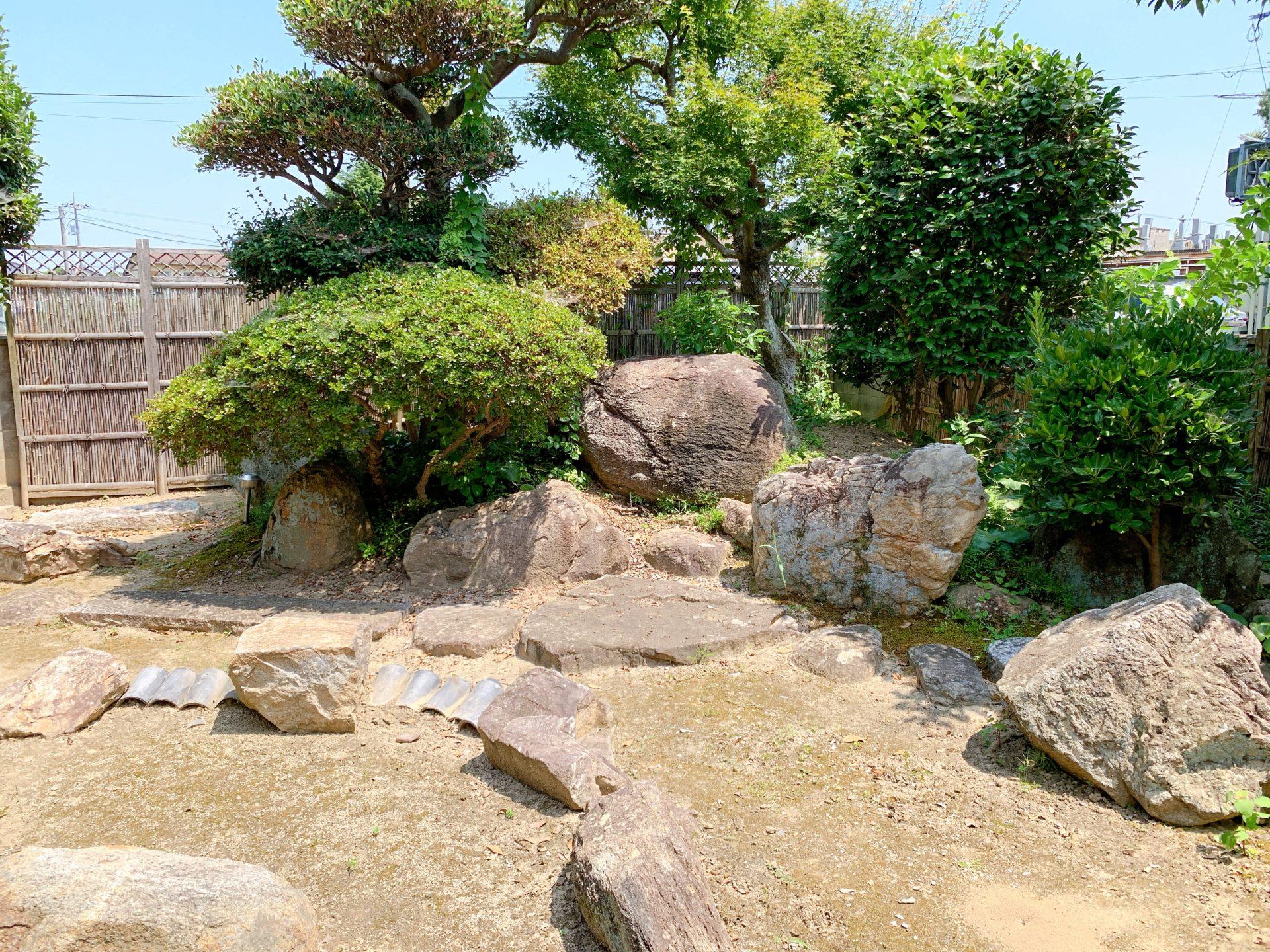 桜花の庭2